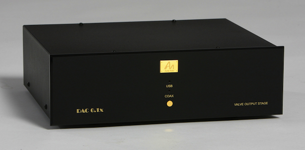 Audio Note DAC0.1x ZZ301x