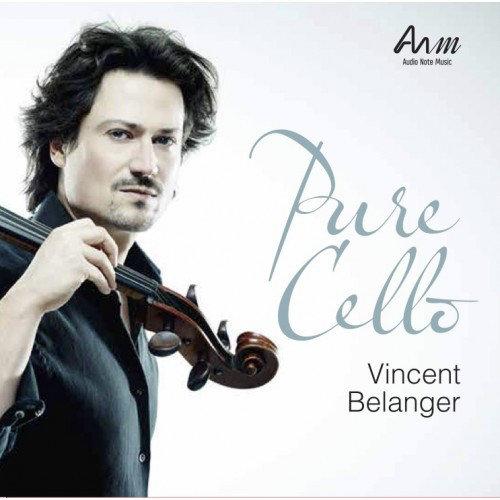 Audio CD. PURE CELLO - Vincent Belanger ANM 1601 CD