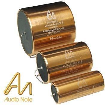 Audio Note 630V/0.33 uF Cu Foil Capacitor (медный конденсатор 630В/0,33мкФ)