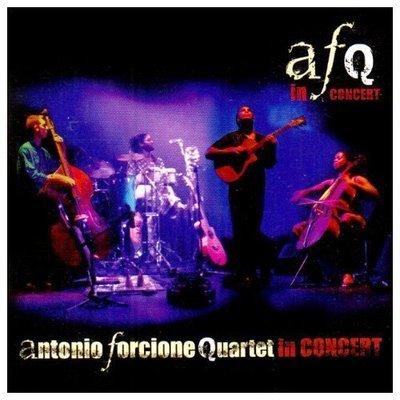 Antonio Forcione. Quartet in Concert