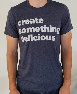 Create Something Delicious - Denim