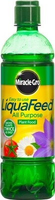 Miracle-Gro Liquafeed All Purpose Refill 475ml