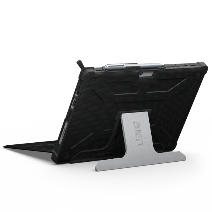Étui Metropolis Noir pour Surface Pro 6/Pro 5/Pro 4 de UAG