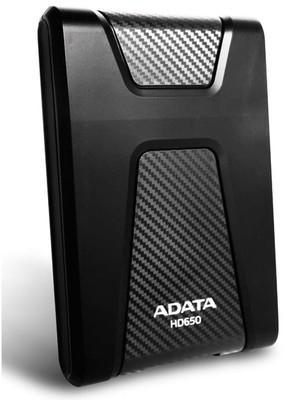 Disque portable HD650 1T noir de Adata