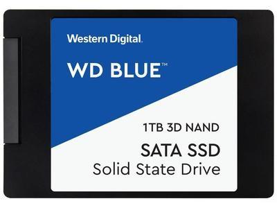 Disque solide Blue 3D NAND 1T de WD