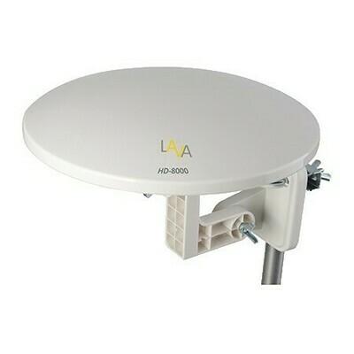 Antenne extérieure OmniPro HD-8000  Omnidirectionnelle HDTV de Lava