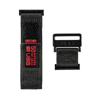 Bracelet Active pour montre Apple 44/42 mm, noir de UAG