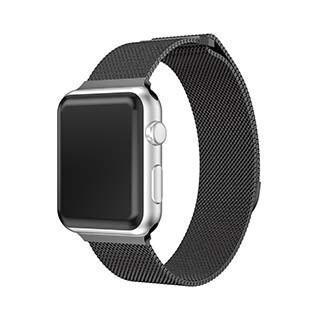 Bracelet Spectra de 44/42 mm pour montre Apple, noir de Uunique