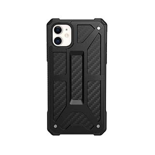 Étui Monarch pour iPhone 11, carbon fiber de UAG
