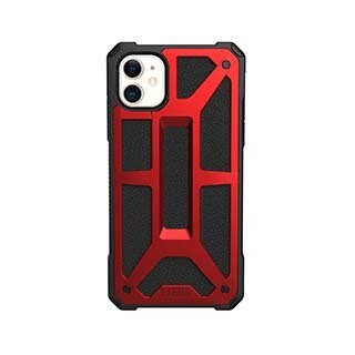 Étui Monarch pour iPhone 11, crimson de UAG