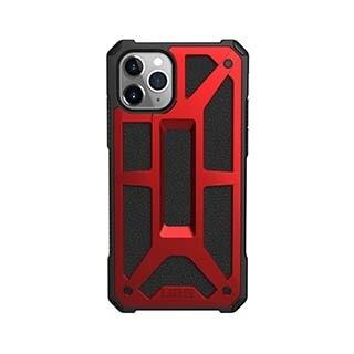 Étui de la série Monarch pour iPhone 11 Pro, noir/rouge de UAG