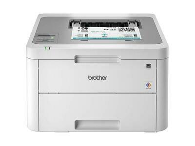 Imprimante numérique couleur HLL3210CW de Brother