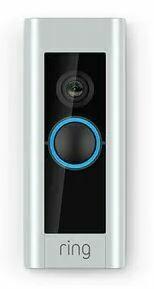 Bouton de sonnette avec caméra Pro de Ring