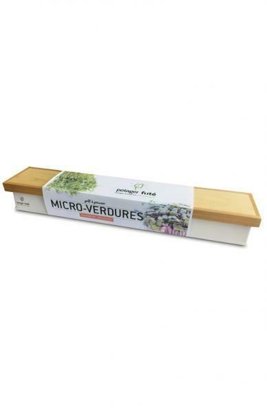 MICRO-VERDURES  (PF-MIV) de Spherebrooke