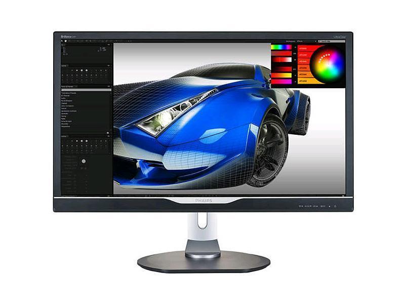 """Moniteur Ultrahaute résolution 4K ACL 28"""" 288P6LJEB/27 de Philips"""