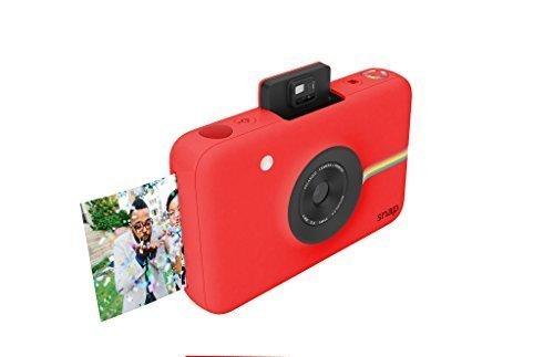 Appareil photo numérique instantané Snap rouge POLSP01R de Polaroid