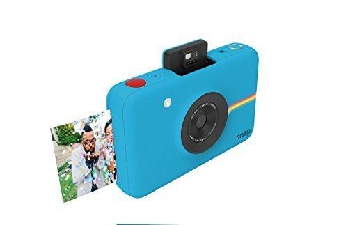 Appareil photo numérique instantané Snap bleu POLSP01BL de Polaroid
