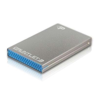 Boitier USB 3.0 Externe Haut Débit Patriot Gauntlet 3 pour disque dur ou SSD SATA III de 2.5