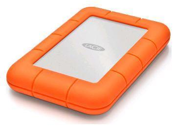 Disque portable RUGGED MINI 2.5E 4TB USB 3.0 LAC9000633 de Lacie