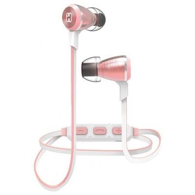 Écouteurs sans fil B29 Bluetooth® métal rose de iHome
