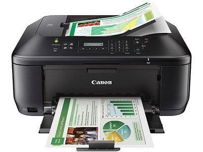 Imprimante 8750B003 sans fil tout-en-un PIXMA MX532 de Canon