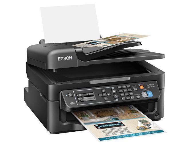 Imprimante tout-en-un WorkForce WF-2630 C11CE36201 de Epson