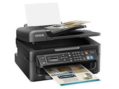Imprimante tout-en-un WorkForce WF-2630 C11CE36201 de Epson