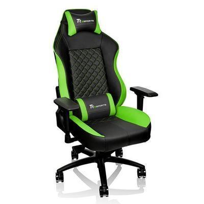 Chaise Gaming GT Comfort C500 Tt-esports noir et vert de Thermaltake