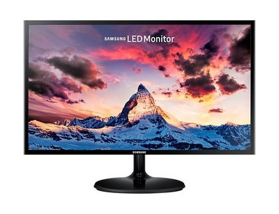 Moniteur LED 27'' Full HD au design super fin - S27F350 de Samsung