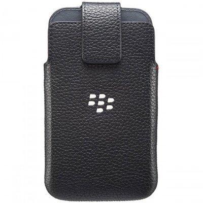 Étui en cuire compatible avec le Classic ACC60088001 de BlackBerry®