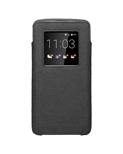 Étui Smart Pocket pour DTEK60 Noir ACC63068001 de BlackBerry®