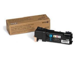 Cartouche d'encre pour imprimante laser 6505 cyan 2500 pages de XEROX