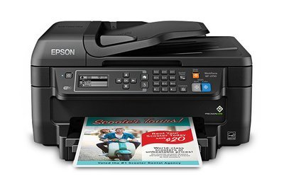 Imprimante tout-en-un WORKFORCE WF-2750 de Epson