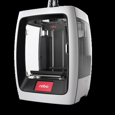 Imprimante 3D R2 de ROBO