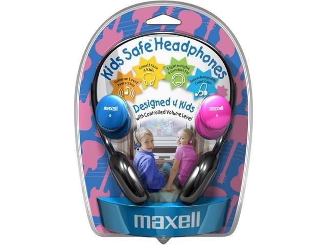 Écouteur pour enfant 90db max. KHP-2 de Maxxel