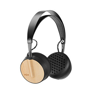 Casque d'écoute Bluetooth Buffalo Soldier, brume de The House of Marley