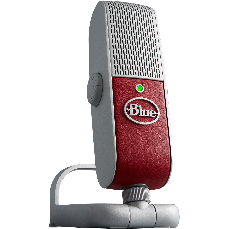 Micro à condensateur USB pour appareils mobiles Raspberry de Blue Microphones