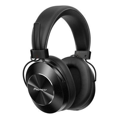 Casque Over-Ear haute résolution Bluetooth et microphone noir de Pioneer
