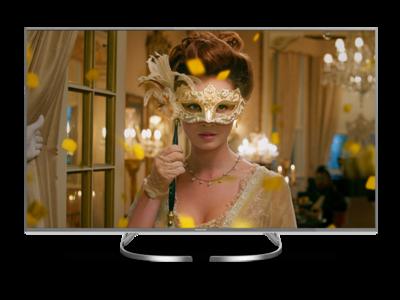 Téléviseur intelligent (SMART) 58po DEL 4K UHD TC-58EX750 de Panasonic