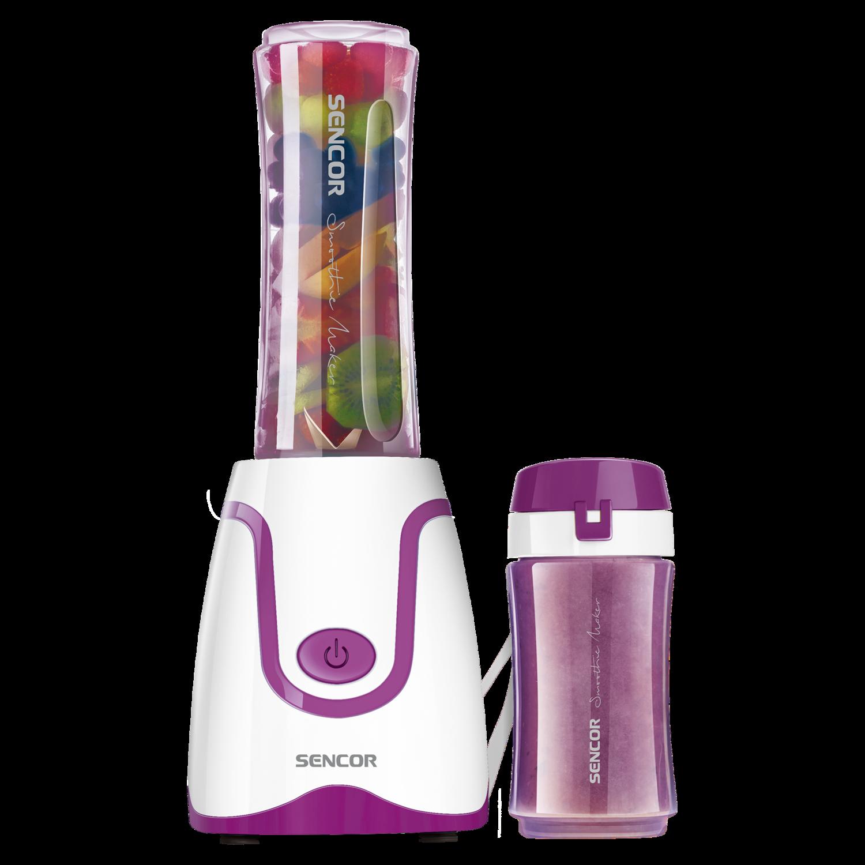 Mixeur à smoothie violet de Sencor