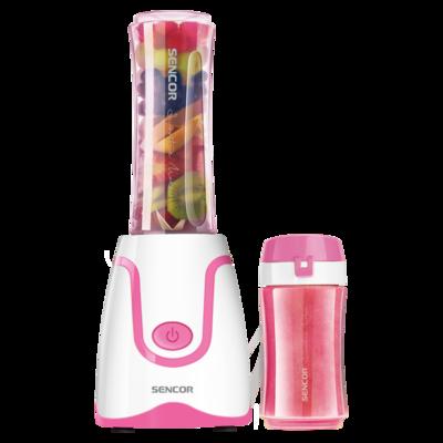 Mixeur à smoothie rose de Sencor