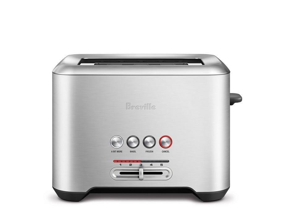 Grille-pain A BIT MORE® à 2 Tranches de Breville