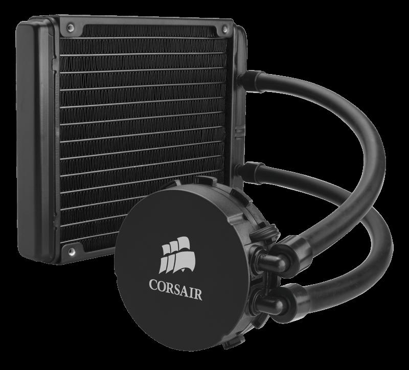 Dissipateur pour processeur hautes performances Hydro Series™ H90 de 140 mm