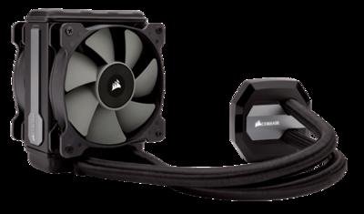 Refroidisseur liquide pour processeur Hydro Series™ H80i v2 de Corsair