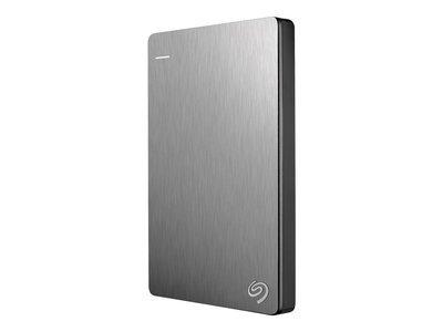 Disque dur portable BACKUPPLUS 4T Métalique STDR4000900 de Seagate