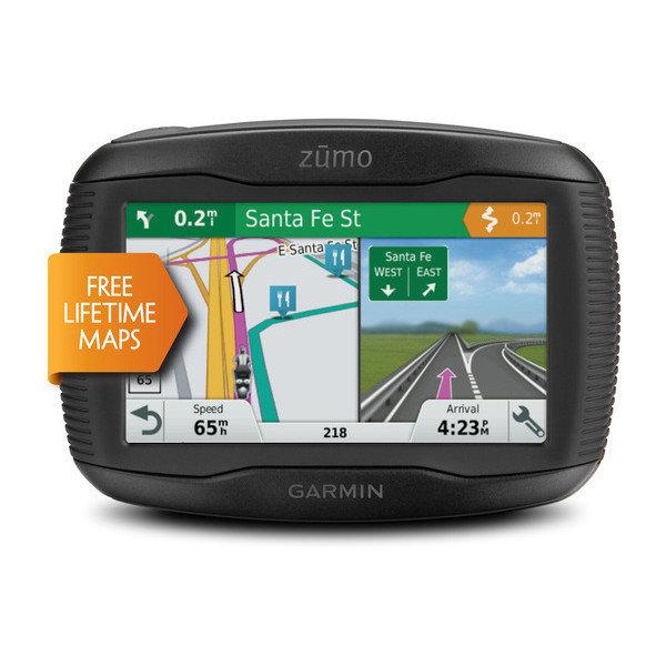 GPS zūmo® 395LM 010-01602-00 de Garmin