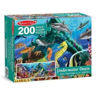 Casse-tête oasis sous-marine de Melissa & Doug