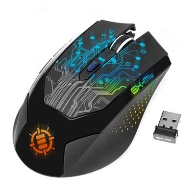 Souris ''Gaming'' GX-M1w de Enhance