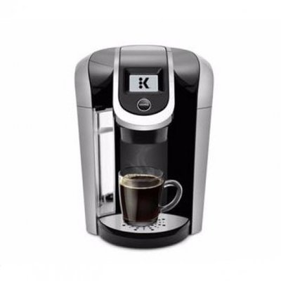 La cafetière K425 série plus de Keurig® noir
