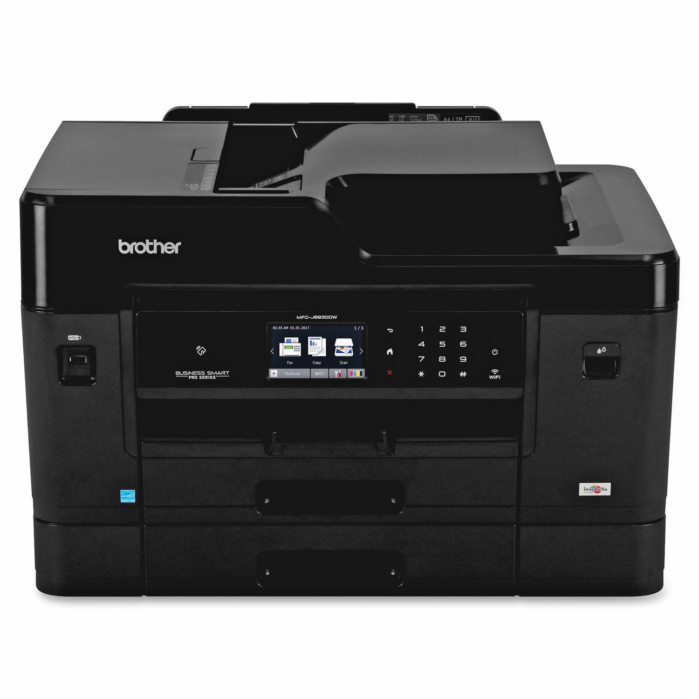 Imprimante multifonction couleur professionnel MFC-J6930D de Brother